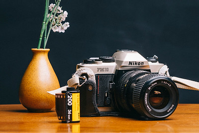 Photography on Film, what it means these days.