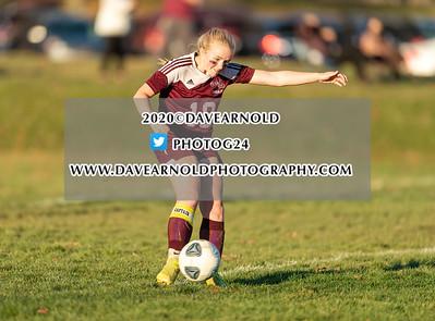 11/5/2020 - Girls Varsity Soccer - NHIAA Division 4 Semifinal - Sunapee vs Portsmouth Christian Academy