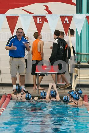 swim meet 1-5-13