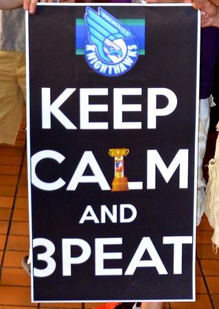 Rochester Knighthawks 2014