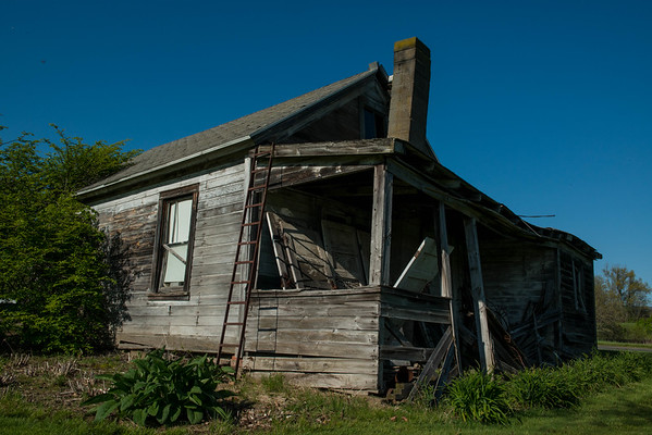 Old House on Moodybridge Road