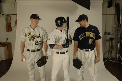 25151-Baseball Media Guide Photo Shoot