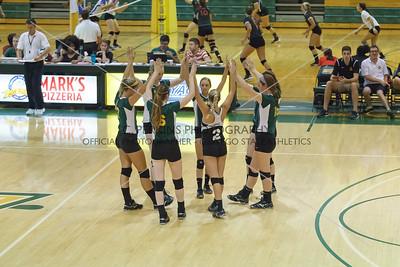 Volleyball vs Canton 9-19-15