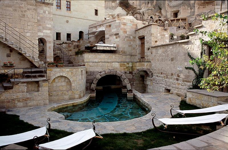 our hotel...Anatolian Houses
