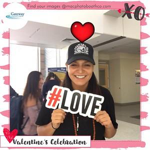 Gateway College Valentine's Celebration