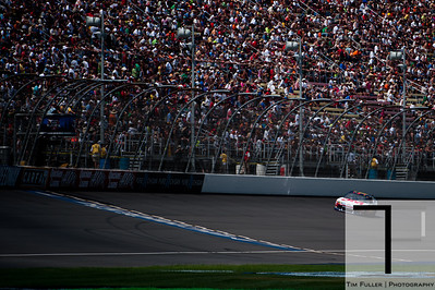 NASCAR Sprint Cup Series: Quicken Loans 400 6/17/12