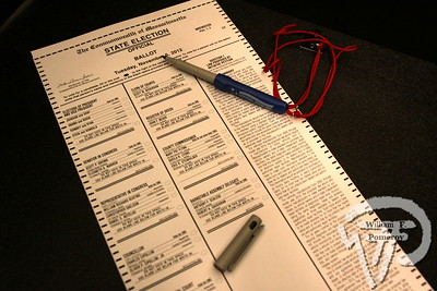 National Election polls open — brewster, ma ■ 11 . 6 - 2012