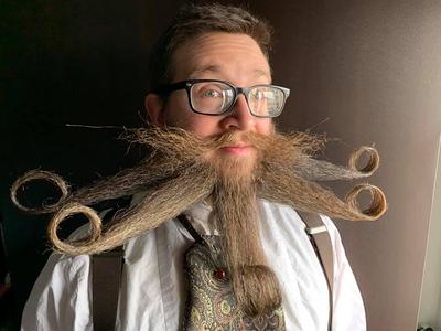 2019 Chicago Beard & Mustache Championship