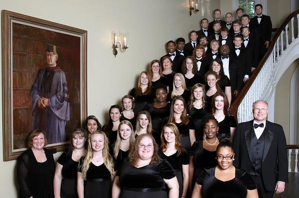 2012 Mercer Singers