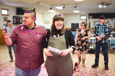 Elise & Sayvepen Gender Reveal Party 2019
