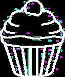 Cupcake 2 White.png