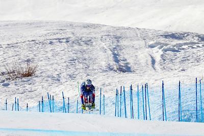 Mens FIS Downhill Run 1