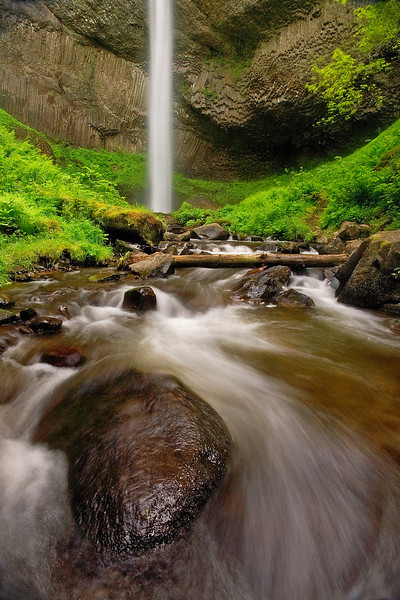 Oregon- Waterfalls and Landscapes