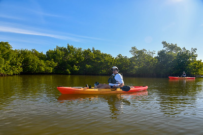 9AM Heart of Rookery Bay Kayak Tour - Lutzow & Martin