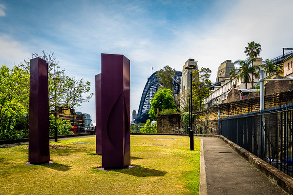 Dawes Point : Pottinger Park