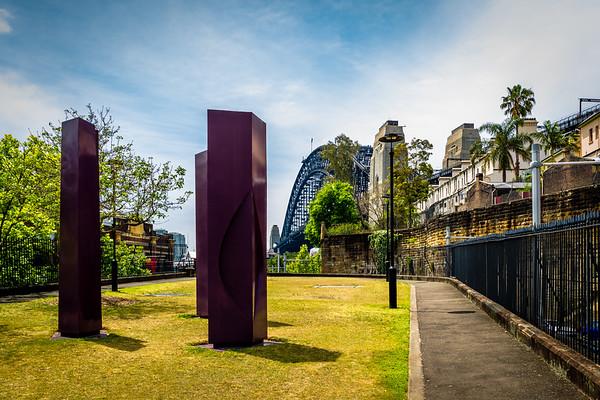 Dawes Point : Pottinger Park