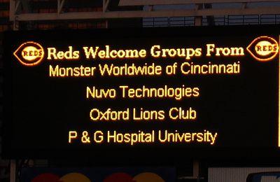 Hospital U Reds Game