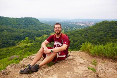 2016 UWL Jonathan Rindahl Alumni State Parks