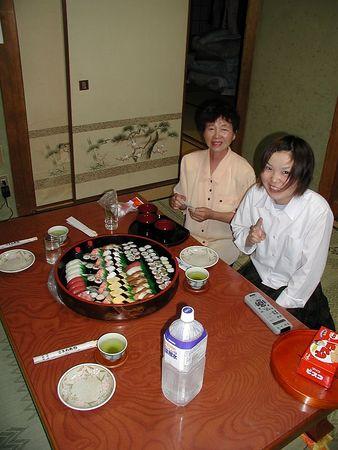 2001/06/14-16 - Yatsushiro 1 - Host Family