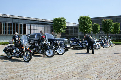 Palmers go to Rolls Royce, 23 May