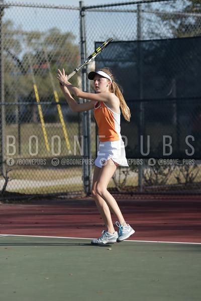 Tennis 3-7