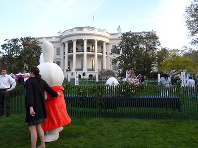 4-5-2010 White House Easter Egg Hunt