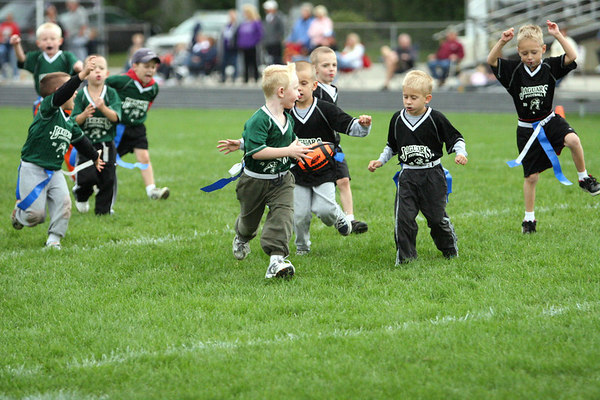 2006 ROCHELLE FLAG FOOTBALL GAMES