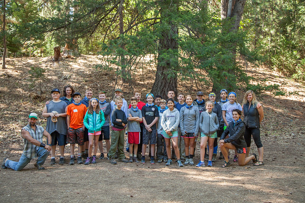2016 Wilderness Ascent Week 9