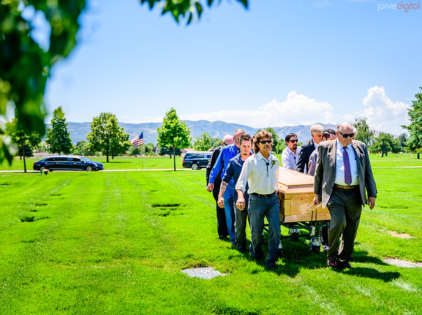 Uncle Jack's Funeral