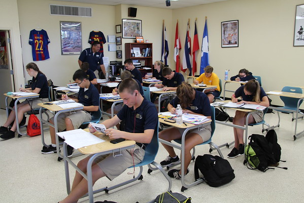 Classroom Pics