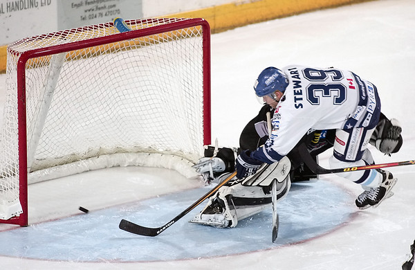 Blaze v Hull Stingrays - 10/01/2009