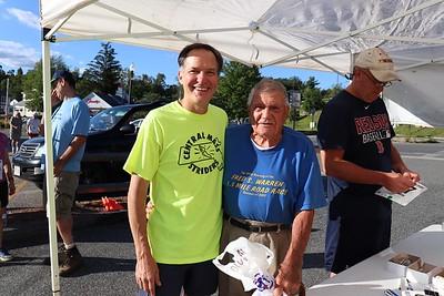 Fred Warren Road Race - 07/30/17