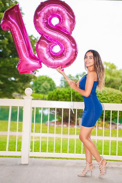 Jasmin 18 Bday Photoshoot