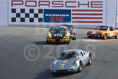 2011 Porsche Rennsport Reunion IV Saturday