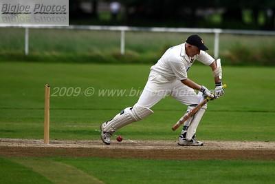 Cricket 30-08-2009