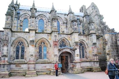 UK: Roslyn Chapel