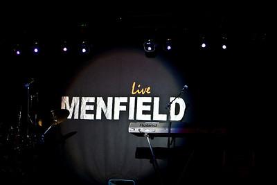 Kerstbal met Menfield
