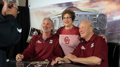 Barry Switzer and Brian Bosworth | 12/27/19