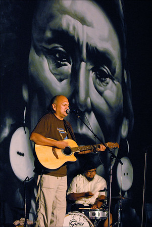 Arlie Neskahi & Friends @ Indian Heritage School, September 2007