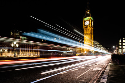 next stop - London