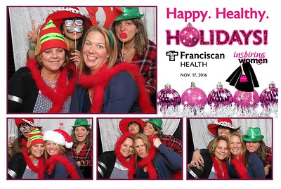 Franciscan Health - Happy Healthy Holidays