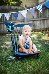 Anderson is ONE! : Durham, NC