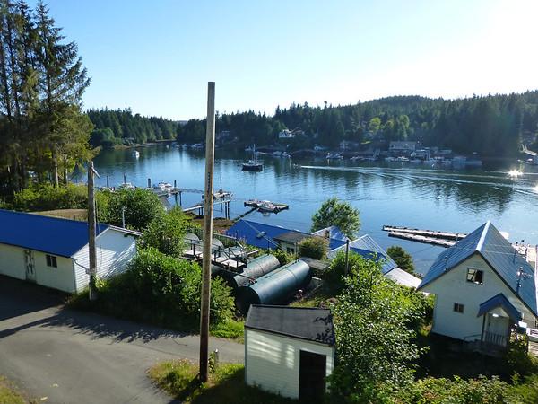 Bamfield, British Columbia, Seattle, WA (Aug 4-5, 2012)
