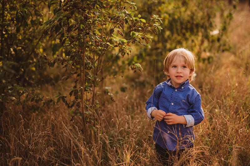 David,  3 ani