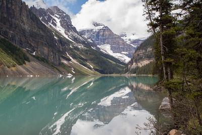 Fra Vancouver til Rocky Mountains og retur