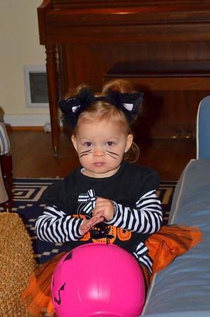 Zoe Halloween 2012