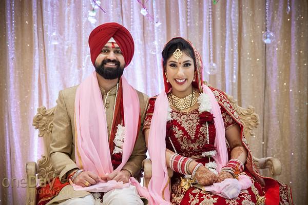 Anshu and Ravi Wedding