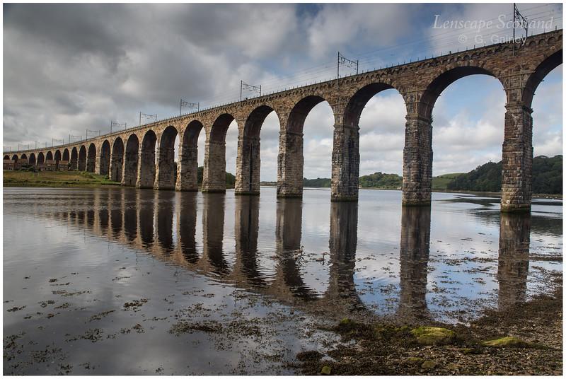 Royal Border Railway Viaduct, Berwick-on-Tweed 1