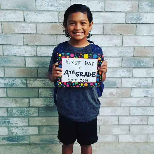 Joaquin | 4th | Whitestone Elementary School