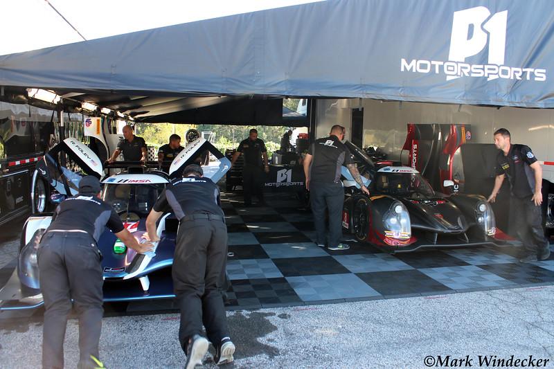 P1 Motorsports Ligier JS P3